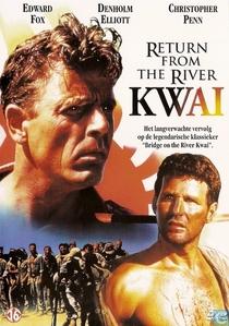 Regresso do Rio Kwai - Poster / Capa / Cartaz - Oficial 4