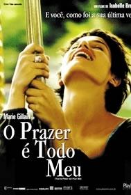 O Prazer é Todo Meu - Poster / Capa / Cartaz - Oficial 1