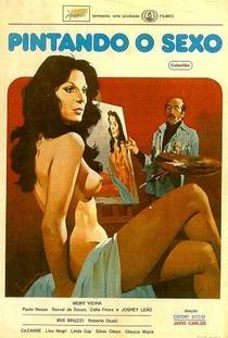 Pintando O Sexo - Poster / Capa / Cartaz - Oficial 1
