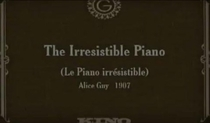 The Irresistible Piano - Poster / Capa / Cartaz - Oficial 1