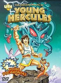 O Jovem Hércules - Poster / Capa / Cartaz - Oficial 2