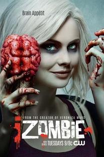 iZombie (1ª Temporada) - Poster / Capa / Cartaz - Oficial 1