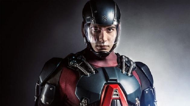 Arrow: revelada a armadura do herói Eléktron!