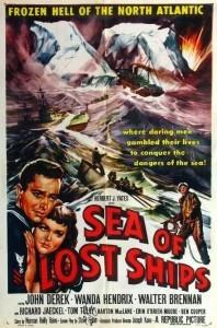 O Mar dos Navios Perdidos - Poster / Capa / Cartaz - Oficial 1