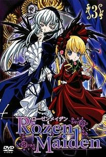 Rozen Maiden (1ª Temporada) - Poster / Capa / Cartaz - Oficial 2
