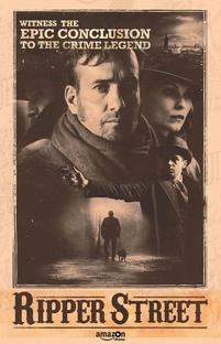 Ripper Street (5ª Temporada) - Poster / Capa / Cartaz - Oficial 1