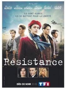 Résistance - Poster / Capa / Cartaz - Oficial 1