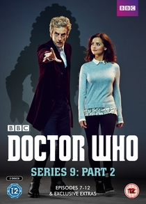 Doctor Who (9ª Temporada) - Poster / Capa / Cartaz - Oficial 3