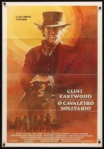 O Cavaleiro Solitário - Poster / Capa / Cartaz - Oficial 3