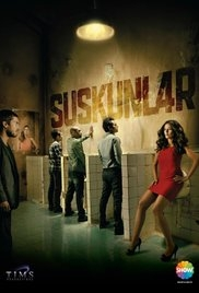 Suskunlar - Poster / Capa / Cartaz - Oficial 1