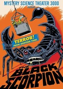 O Escorpião Negro - Poster / Capa / Cartaz - Oficial 4