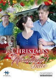 A Christmas Wedding Date - Poster / Capa / Cartaz - Oficial 1