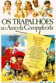 Os Trapalhões no Auto da Compadecida - Poster / Capa / Cartaz - Oficial 1