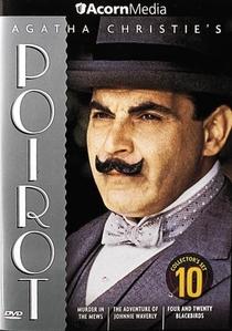 Poirot (10ª temporada) - Poster / Capa / Cartaz - Oficial 1