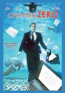 Chapter Zero - Poster / Capa / Cartaz - Oficial 1