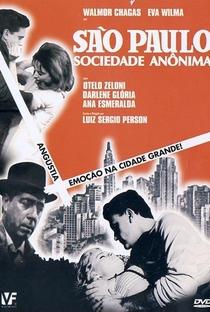 São Paulo Sociedade Anônima - Poster / Capa / Cartaz - Oficial 2