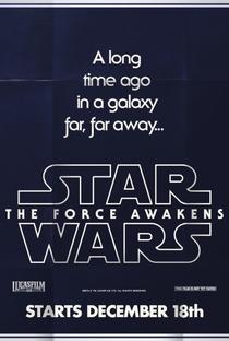 Star Wars, Episódio VII: O Despertar da Força - Poster / Capa / Cartaz - Oficial 24