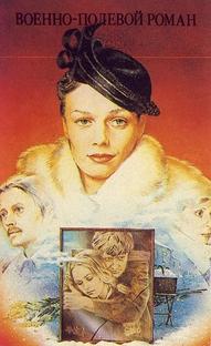 Romance em Tempos de Guerra - Poster / Capa / Cartaz - Oficial 1