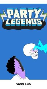 Party Legends (1ª Temporada) - Poster / Capa / Cartaz - Oficial 1