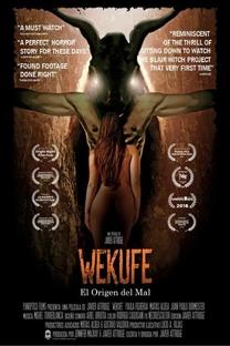 Wekufe: El Origen del Mal - Poster / Capa / Cartaz - Oficial 1