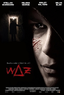 Waz - Matemática da Morte - Poster / Capa / Cartaz - Oficial 3