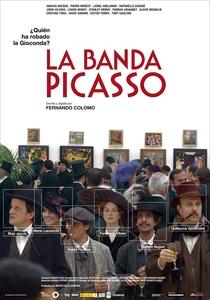 Pablo Picasso e o Roubo da Monalisa - Poster / Capa / Cartaz - Oficial 1