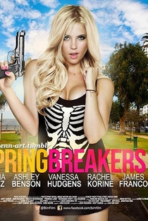 Spring Breakers: Garotas Perigosas - Poster / Capa / Cartaz - Oficial 14
