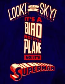 Olhe Para o Céu! A Incrível História do Superman - Poster / Capa / Cartaz - Oficial 2
