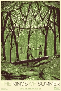 Os Reis do Verão - Poster / Capa / Cartaz - Oficial 2