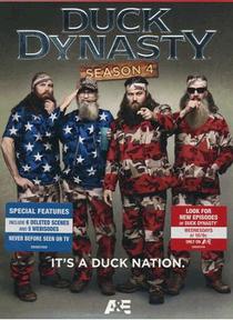 Os Reis dos Patos (4ª temporada) - Poster / Capa / Cartaz - Oficial 1