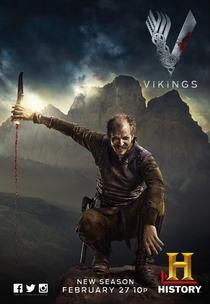 Vikings (2ª Temporada) - Poster / Capa / Cartaz - Oficial 5
