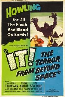 Ele! O Terror que Vem do Espaço - Poster / Capa / Cartaz - Oficial 3