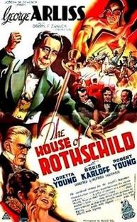 A Casa de Rothschild - Poster / Capa / Cartaz - Oficial 1