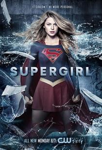 Supergirl (2ª Temporada) - Poster / Capa / Cartaz - Oficial 3