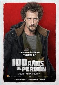 Cem Anos de Perdão - Poster / Capa / Cartaz - Oficial 6