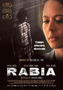 Raiva - Poster / Capa / Cartaz - Oficial 2