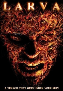Homem Larva - Poster / Capa / Cartaz - Oficial 1