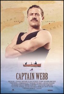 Captain Webb - Poster / Capa / Cartaz - Oficial 1