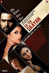 Ek Thi Daayan - Poster / Capa / Cartaz - Oficial 4