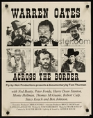 Warren Oates: Across the Border (Warren Oates: Across the Border)