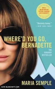 Cadê Você, Bernadette? - Poster / Capa / Cartaz - Oficial 1