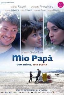 Mio Papà  - Poster / Capa / Cartaz - Oficial 1
