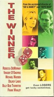 O Vencedor - Poster / Capa / Cartaz - Oficial 3