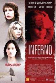 Inferno - Poster / Capa / Cartaz - Oficial 1