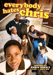 Todo Mundo Odeia o Chris (1ª Temporada) - Poster / Capa / Cartaz - Oficial 1