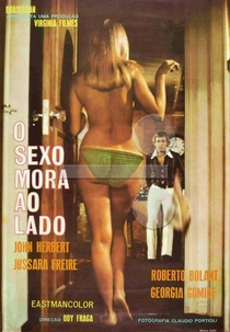 O Sexo Mora ao Lado - Poster / Capa / Cartaz - Oficial 1