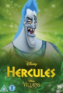 Hércules - Poster / Capa / Cartaz - Oficial 10