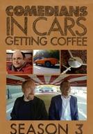 Comediantes em Carros Tomando Café (3ª Temporada)
