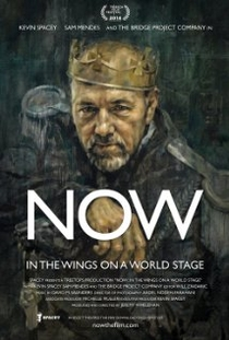 NOW: In the Wings on a World Stage - Poster / Capa / Cartaz - Oficial 1