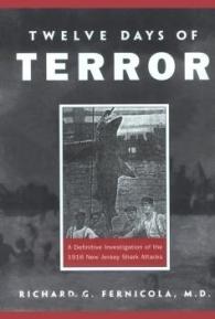12 Dias de Terror - Poster / Capa / Cartaz - Oficial 1